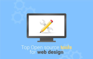 Top Open source tools for web design