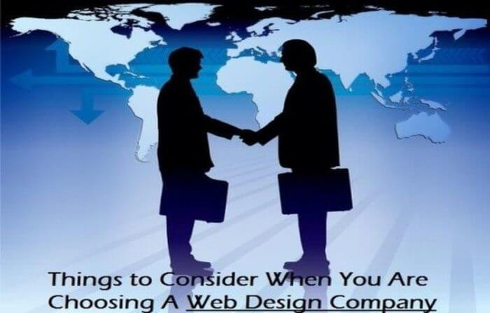 9 Crucial Things to Consider When Choosing a Web Design Company?