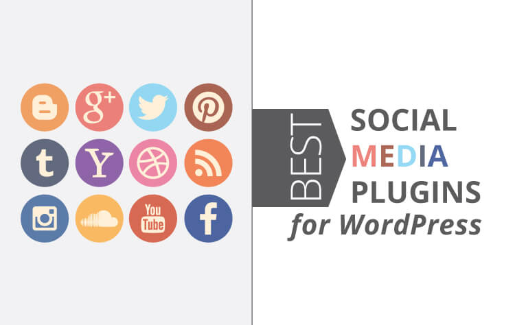 Best Social media plugins for WordPress