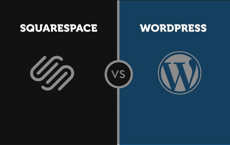 WordPress vs Square Space: Website Comparison Cost